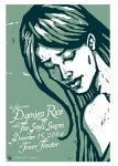 Damien Rice poster by JasonGoad