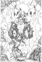 Kitty + Colossus - better scan by josephpaulhowe