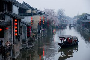 Xitang, Zhejiang, China by shenxy