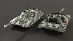 PzKpfw-81Z Blitz by SteamTank