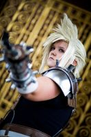 Cloud Strife ~ Why by GoddessOfValhalla