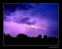 Lightning II by Luke-ro