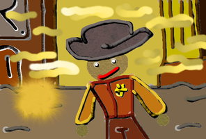 COOKIE COWBOY!!! by Scottmister