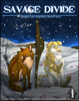 Savage Divide Cover by Savage-Divide