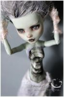 I love daddy OOAK repaint 3 by kamarza