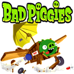 Bad Piggies by POOTERMAN