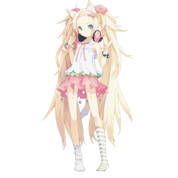 Anime Render by Evildead0121