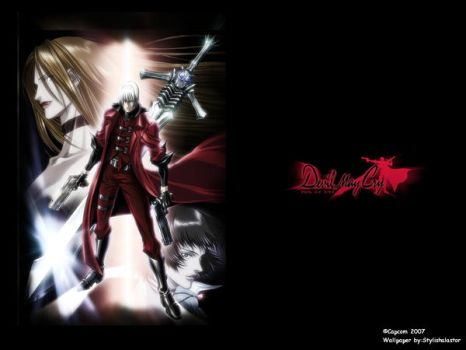 DMC Anime Wallpaper by StylishAlastor