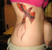 Phoenix by ksh4ever