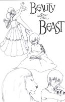 HOM challenge Beauty and the Beast by originalsoundtrack