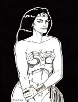 Wonder Woman by montes-h