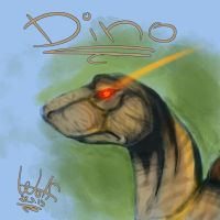 Dino by TheWolfMadness