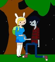 Marshall Lee got Fionna pregnant by ggault