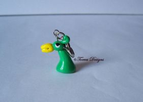 Minish Cap Charm Legend of Zelda Handmade OOAK by TorresDesigns