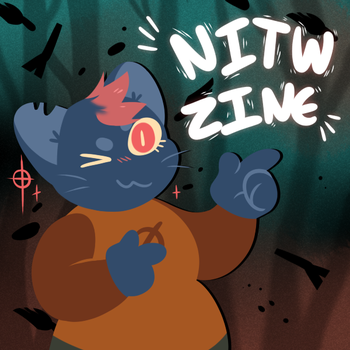 Night in the Woods Zine by dongoverlord