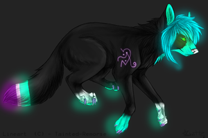 Scene Dog Adoptable 1 CLOSED by mystic123987