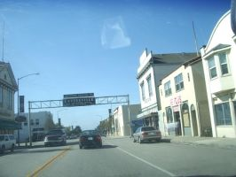Small Town USA by Two-HeadedBoy