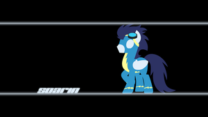 Soarin Wallpaper by Alexstrazse