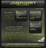 JosephsART Rainlendar by Josephs