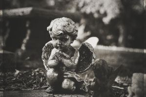 the praying angel by knowyourrights