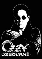Ozzy T-shirt design by Ikarus1990PL