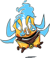 PVZHeroes - Captain Combustible by DevianJp824