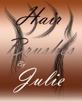 Hair Brushes By Julie by JulieLangford