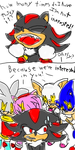 Shadow is Not Intrested by LoaTheRat