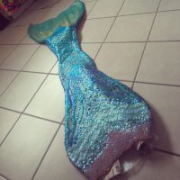 Hand made Mermaid Tail by AmyFantasea