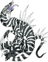 Zebra dood by Silerenth