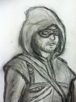 Arrow: Oliver Queen portrait by VM893