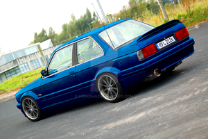 bmw 325i contest by panos46