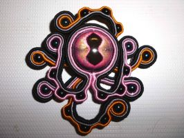 Octopus Soutache by glo0bule