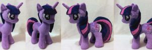 Twilight Sparkle by agatrix