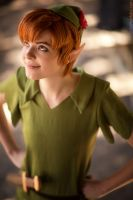 I Believe In You Peter Pan by PuppetsFall