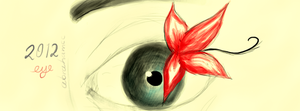 eye by ArinThoughts
