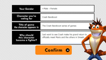 Bout' time I did the Smash Bros. Fighter Ballot by ToxicIsland