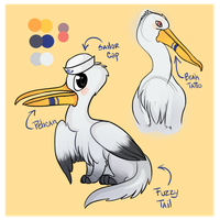Gryphon Adoptable -POINTS- SOLD by CloudBrownie