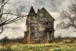 House in Henderson HDR by Lectrichead