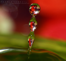 Ribbons of Water by FearlessDevil