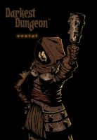 Darkest Dungeon Vestal by DarkSteelPenguin