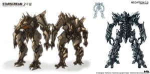 Transformers Hi Res by NuMioH