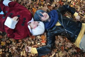 No. 6 - Nezumi and Shion by ElliotCosplay