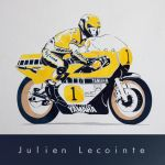 Kenny Roberts by dessinsdejul
