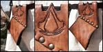 Assassin's Creed Sword Holster by Adhras