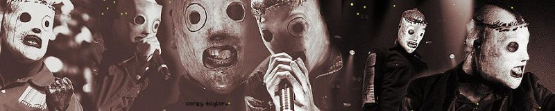 Corey Taylor by aPervertSmile