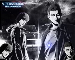 Supernatural The Animation by SupernaturalDean13