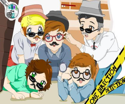 One Direction Detection by OneDirectionFanJohn