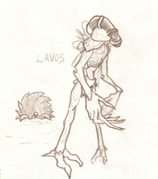 Lavos by ozwalled