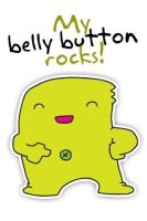 My Belly Button ROCKS by xXZombieCandyxX